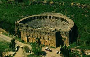 Teatro romano (Turquía)